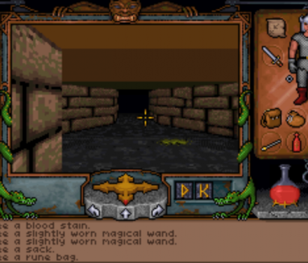 Ultima Underworld I: The Stygian Abyss – Virtuaalifantasian mestarinäyte