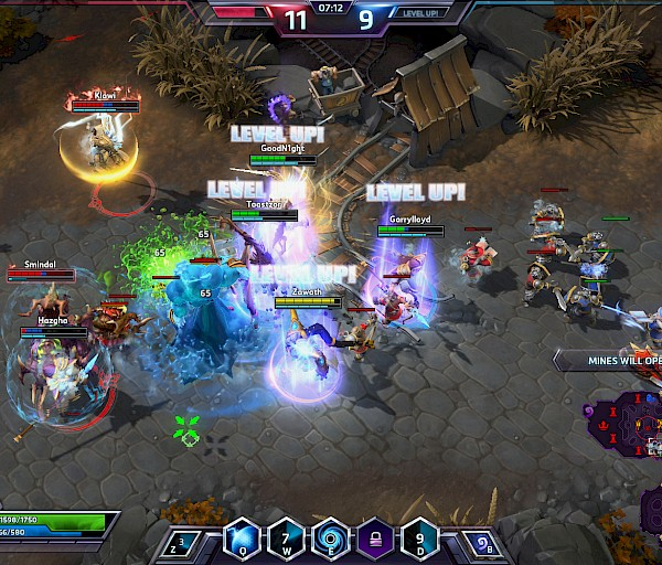 Kuumat ennakot: Chaos Reborn, Darkest Dungeon ja Heroes of the Storm
