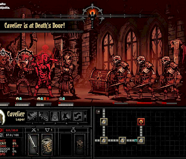 Darkest Dungeon (Early Access)