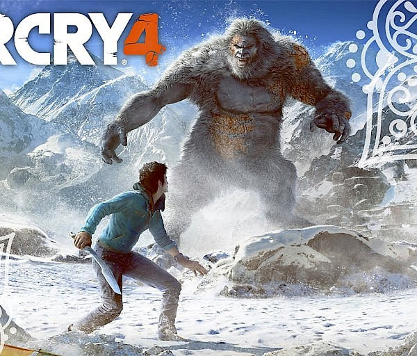 Far Cry 4 - Valley of the Yetis - Isojalan jäljillä