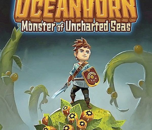 Oceanhorn - Monster of Uncharted Seas - Merelle käy sankarin tie