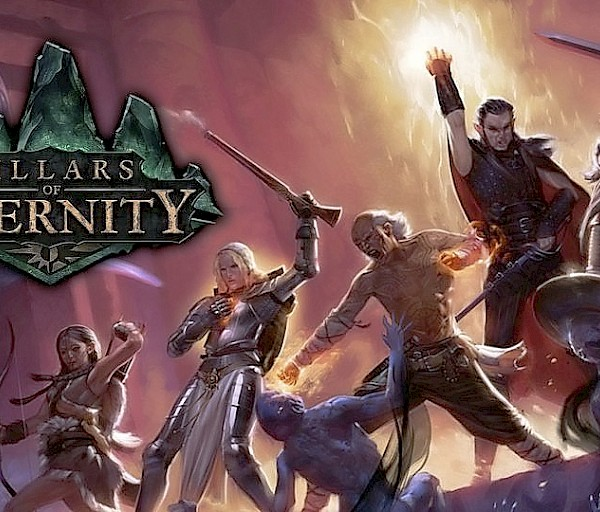 Pillars of Eternity - Roolipeli kuin unelma