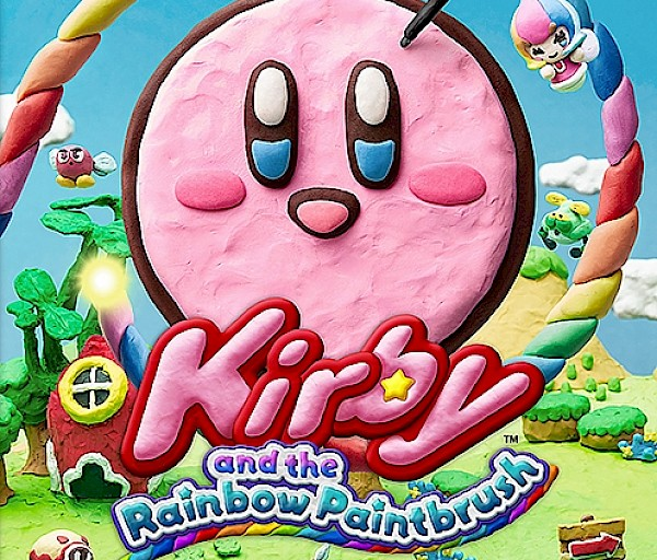 Kirby and the Rainbow Curse - Vahatut pinkit pallerot
