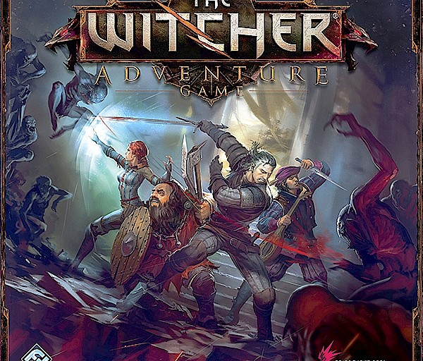The Witcher Adventure Game - Noituri vaakalaudalla