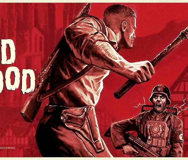 Wolfenstein: The Old Blood - Kunniattomat zombiaiset
