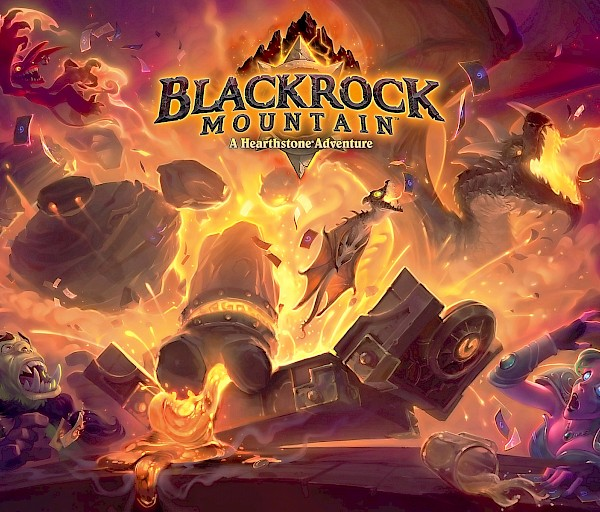 Hearthstone: Blackrock Mountain -DLC - Kortti tuo
