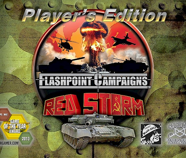 Flashpoint Campaigns: Red Storm – Player's Edition - Mottitalkoot Saksanmaalla