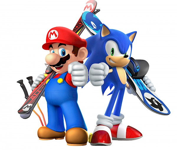 Mario & Sonic at the Sochi 2014 Olympic Winter Games – Soihdut sammuu
