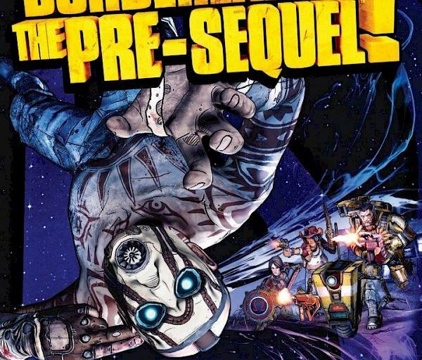 Borderlands the Pre-Sequel - Rajatapaus