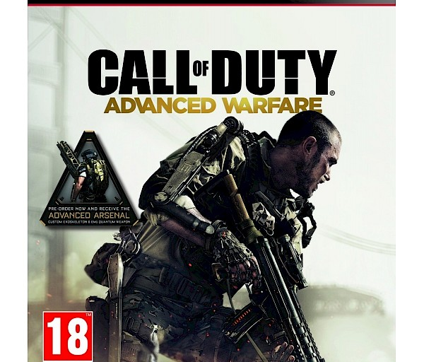 Call of Duty: Advanced Warfare - Sodankäyntiä edistyneille