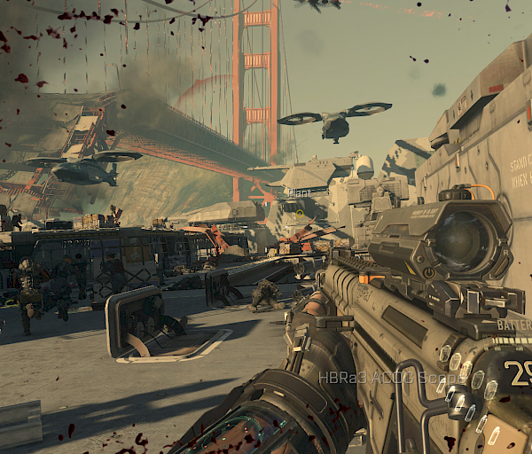Call of Duty: Advanced Warfare - 2050: A Spacey Odyssey