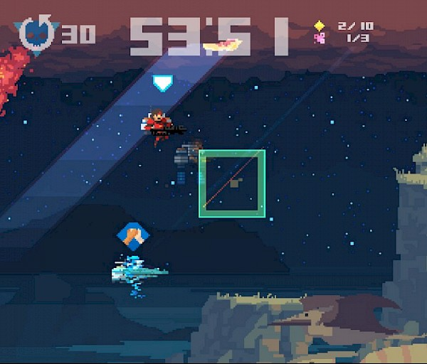 Super Time Force Ultra - Aikavelikultia