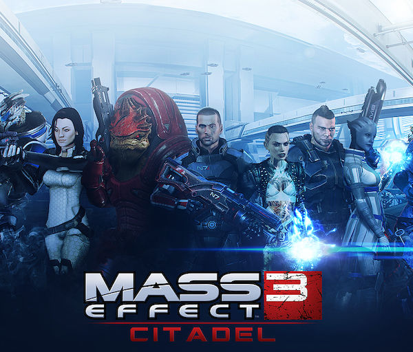Mass Effect 3: Citadel (PC) – Putous