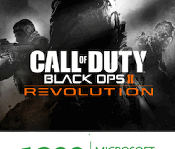 Call of Duty: Black Ops II - Revolution Map Pack (Xbox 360) – Vain muutaman kartan tähden
