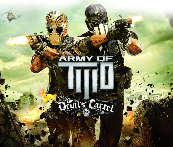 Army of Two: Devil's Cartel (Xbox 360) – Pirunpelto