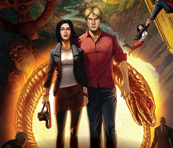 Broken Sword 5: The Serpent's Curse – Ajaton Ase 5