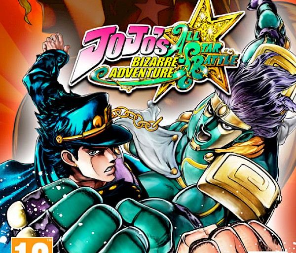 JoJo's Bizarre Adventure: All Star Battle – Peli kuin sarjakuva