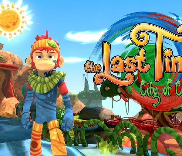 The Last Tinker: City of Colors – Karamelliseikkailu