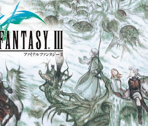 Final Fantasy III - Superfantsua!