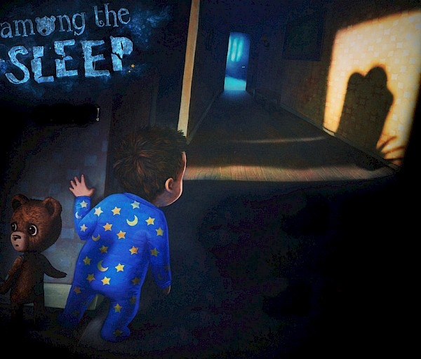 Among the Sleep - Unten mailla