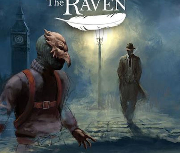 The Raven – Legacy of a Master Thief: Chapter 1: The Eye of the Sphinx (PS3) – Korpinloukku