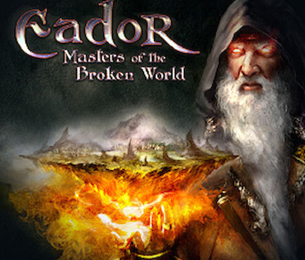 Eador: Master of the Broken World (PC) – Maailman palat