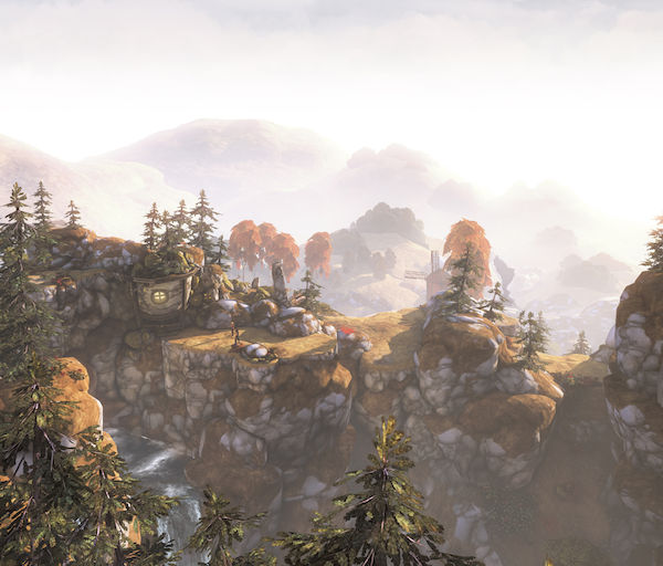 Brothers: a Tale of Two Sons (Xbox 360) – Yksimieliset veljekset