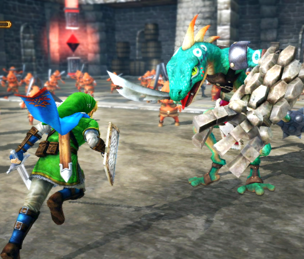 Hyrule Warriors-SOTURIDYNASTIAN LEGENDA