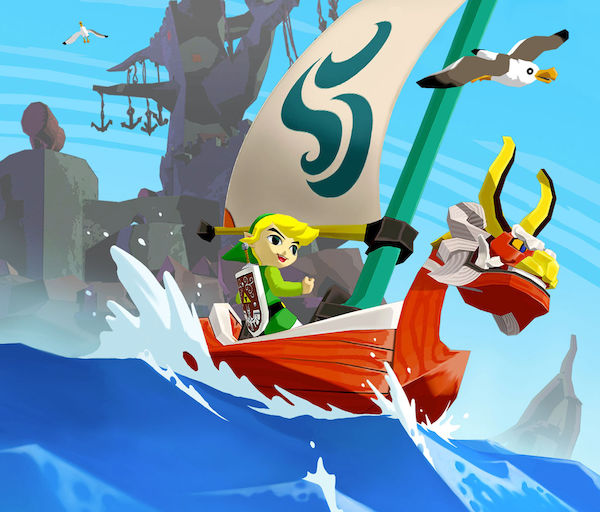 The Legend of Zelda: The Wind Waker HD (Wii U) – Linkki menneisyyteen