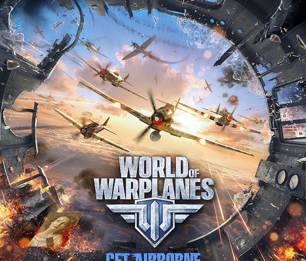 World of Warplanes (PC) – Taistelu ilma(is)herruudesta