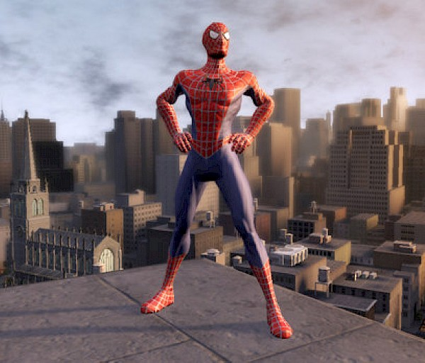 Spider-Man 3 (Xbox 360, PS2, Wii, DS) – Synkkä seittisinko