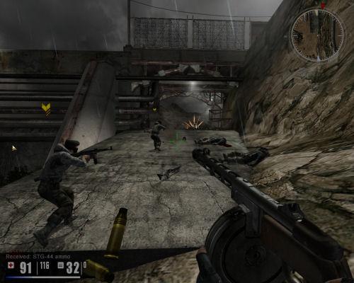 ÜberSoldier (PC)  Natsien salainen ase