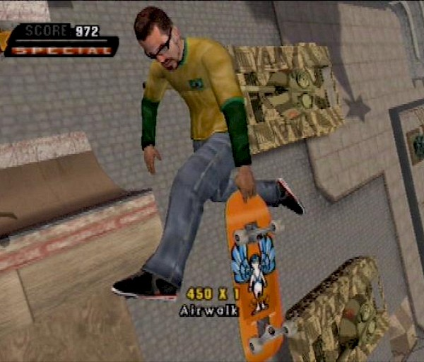 Tony Hawk's Underground (PS2, GameCube) – Juonikas skeittimies