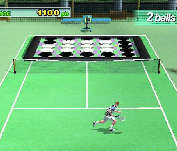 Virtua Tennis 2 (Dreamcast) – Riemupallo