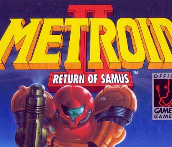 Alienholokausti - Metroid II: Return of Samus