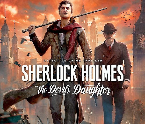 Sherlock Holmes: The Devil's Daughter - Mestarietsivän identiteettikriisi