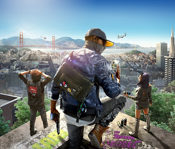 Lainaako Watch Dogs 2 juonensa Mr. Robotista?