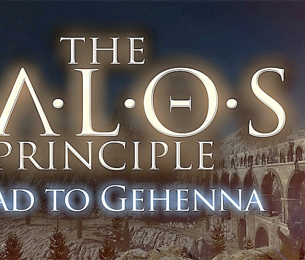 The Talos Principle: Road to Gehenna DLC - Puzzlenratkojan taivas
