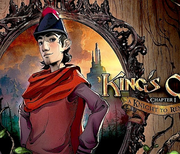 King's Quest Episode 1: A Knight to Remember - Kuninkaan paluu