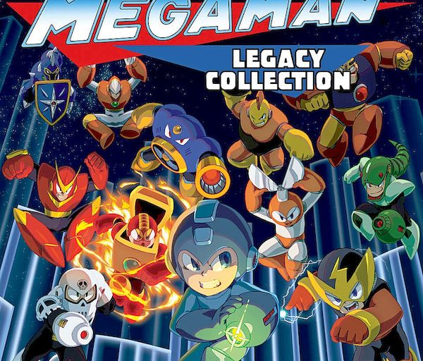 Mega Man Legacy Collection - Pommittajan Perintö