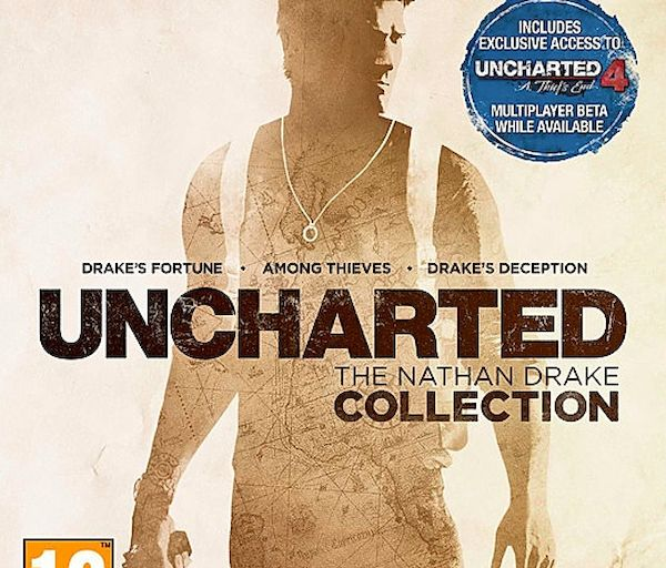 Uncharted: The Nathan Drake Collection - Täystuho aarrejahdissa