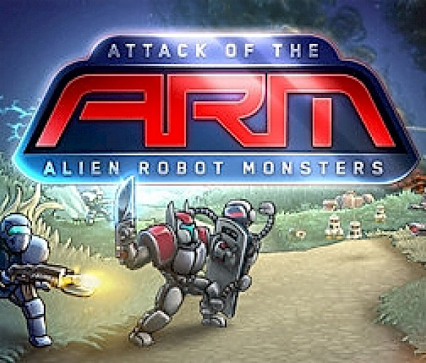 Attack of the Alien Robot Monsters - Torni pitää huolen omistaan