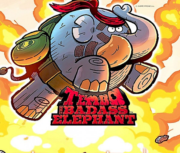 Tembo the Badass Elephant - Elefantasista!