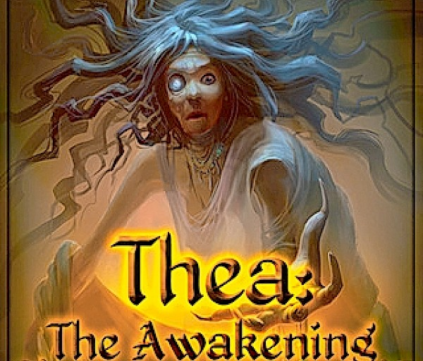 Thea: The Awakening - Korttia kannolla