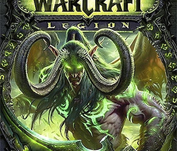 World of Warcraft: Legion - Palava maa, valuva taivas