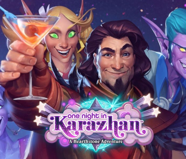 Hearthstone: One Night in Karazhan - Paniikki diskossa