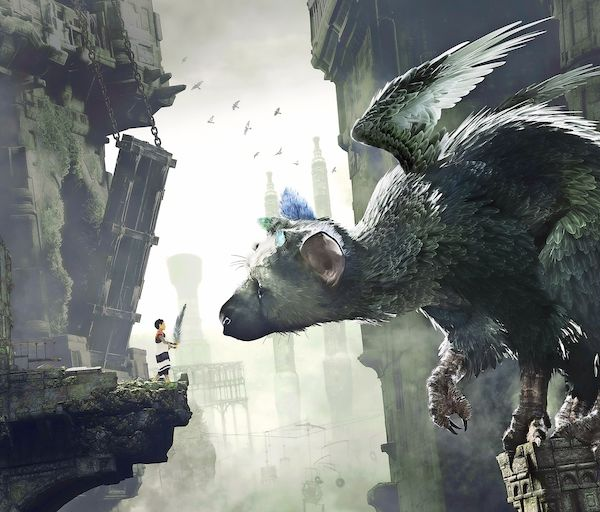 The Last Guardian - At Last Guardian