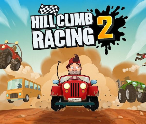 Hill Climb Racing 2  - Over the hills and far away