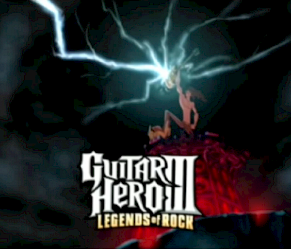 Muovikitaristien kuninkuusluokka - Guitar Hero III: Legends of Rock