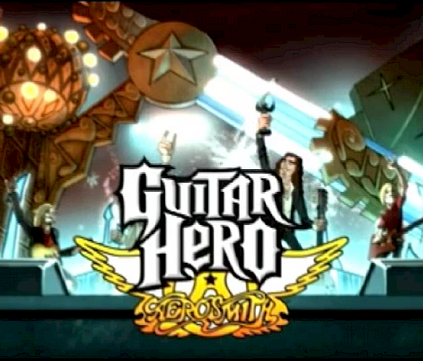 Sing for the tears - Guitar Hero: Aerosmith
